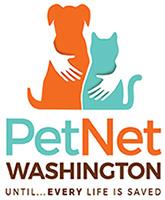 PetNet Washington logo