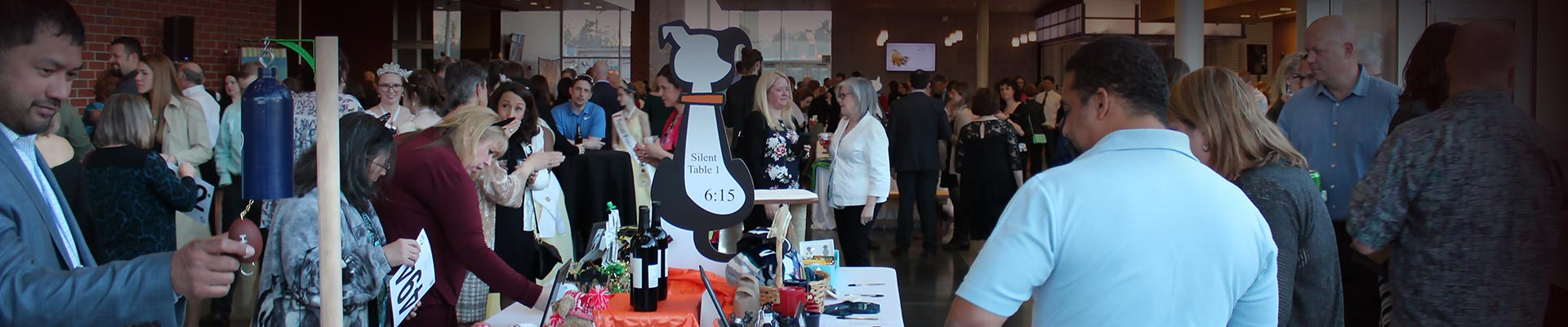 Whiskers Wine and Dine hero image from event 2018