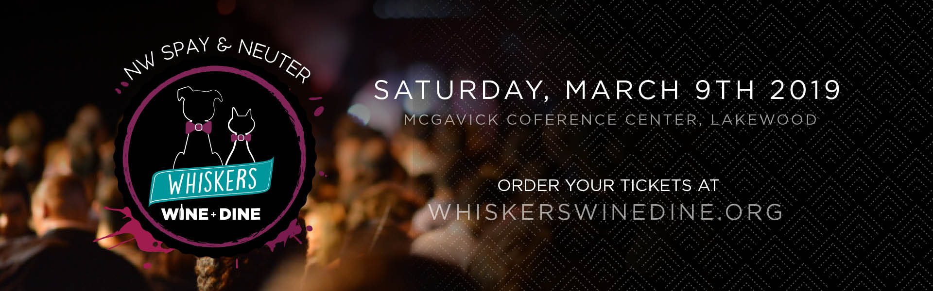 Whiskers Wine and Dine slider